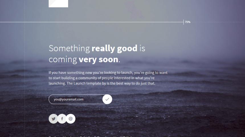 Launch WordPress Teması