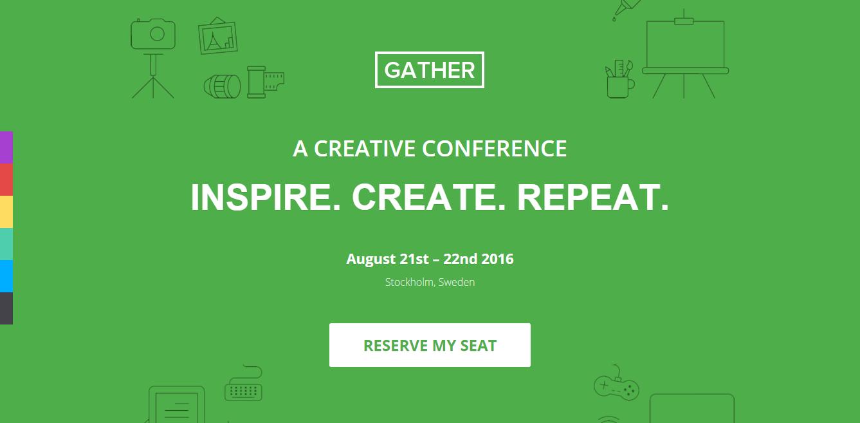 Gather WordPress Tema