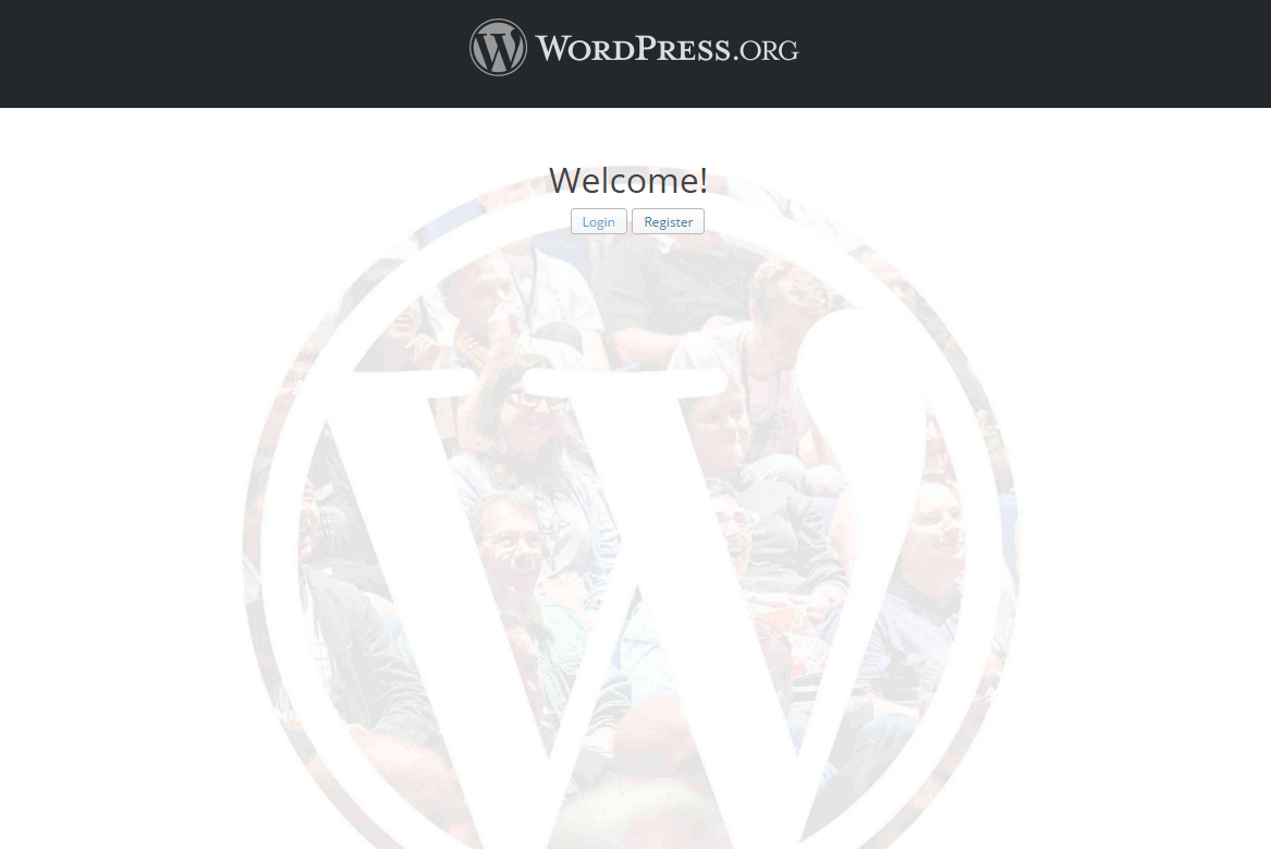login.wordpress.org
